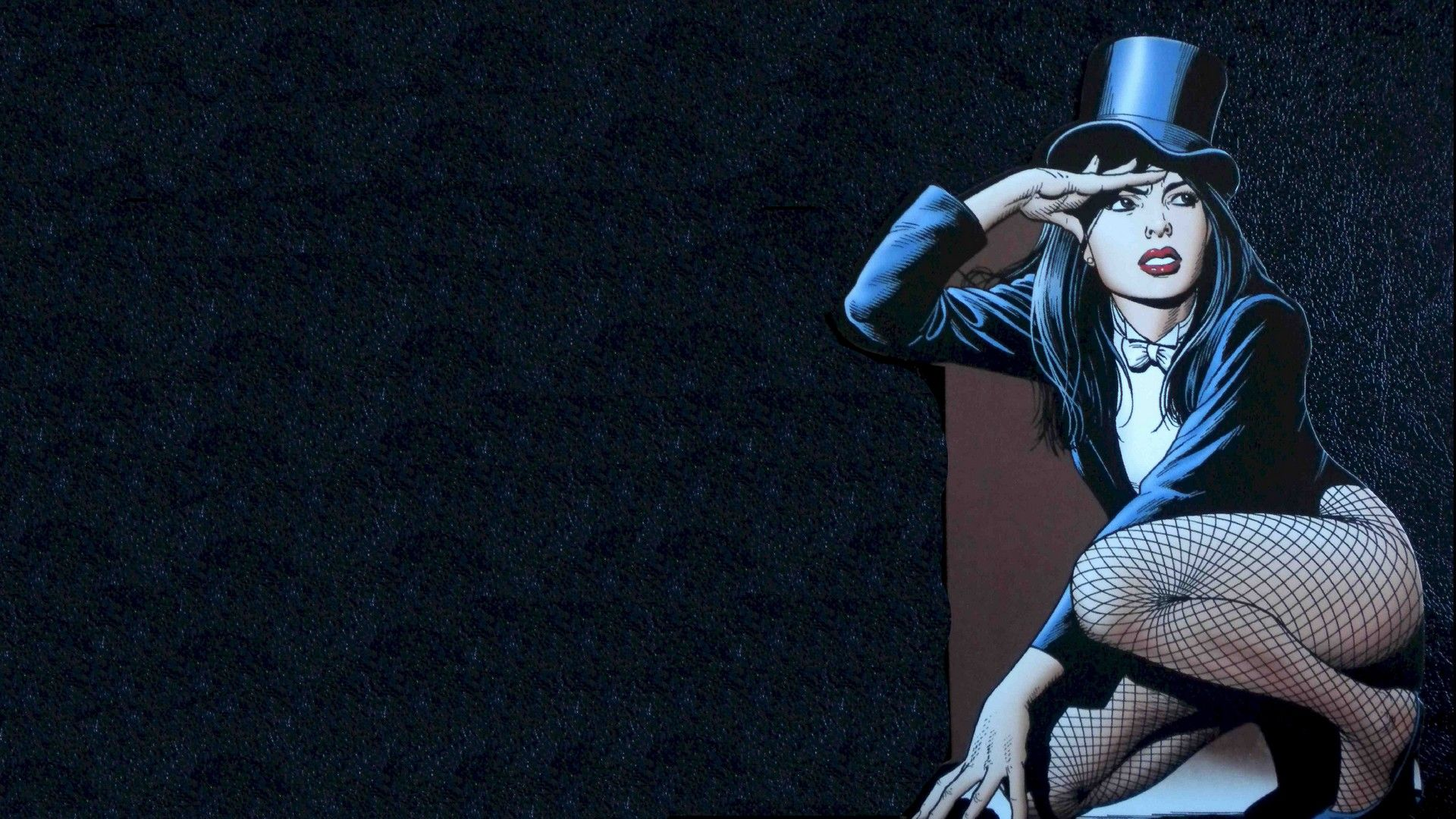 Zatanna Wallpaper Vilas Herois Personagens