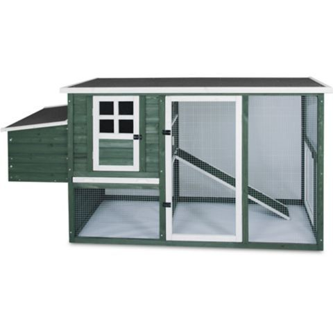 precision pet products tsc hen house coop greenwhite tractor supply co - Precision Pet Products
