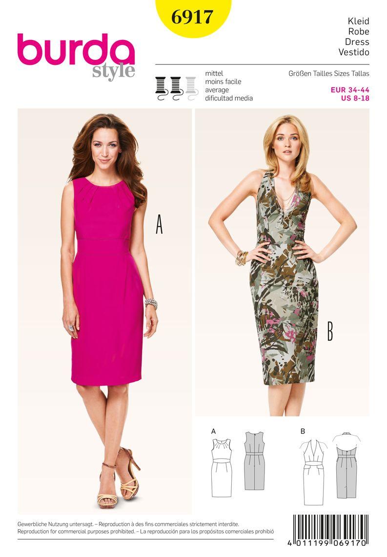 Simplicity Creative Group - Burda Style Dresses | Patterns to Ponder ...