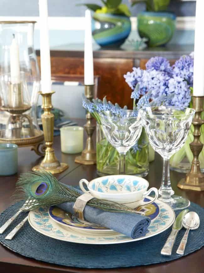 5 Favorite Thanksgiving Table Decorations #thanksgivingtablesettings
