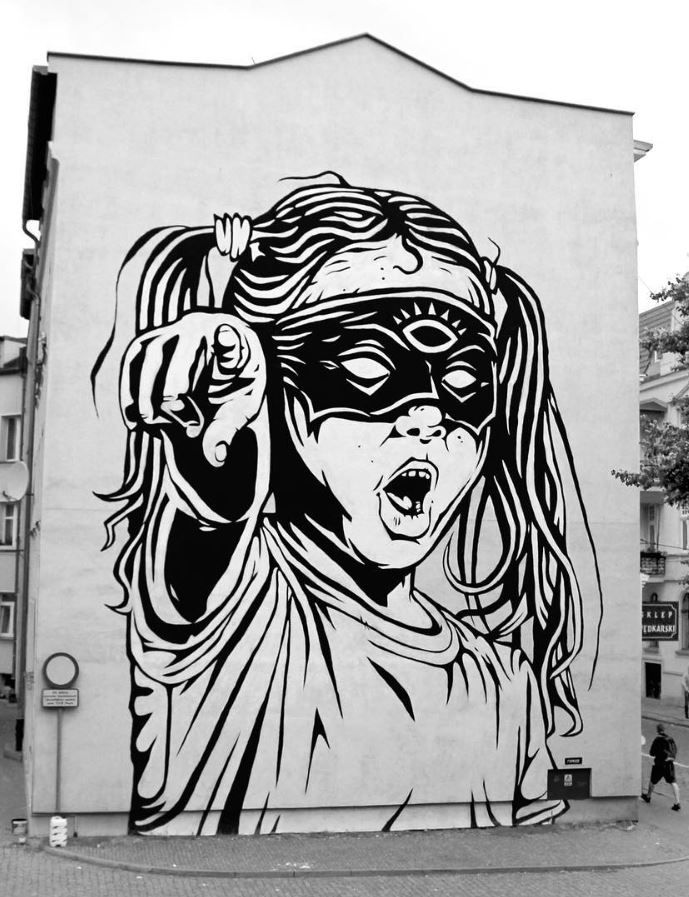 30 Fascinating Street Art Examples From All Around The World