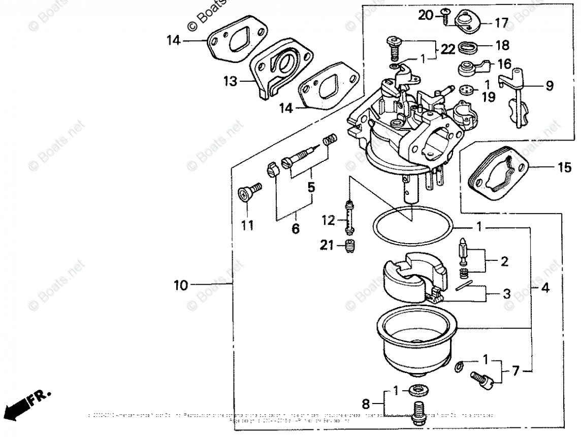 Small Engine Carburetor Diagram di 2020Pinterest