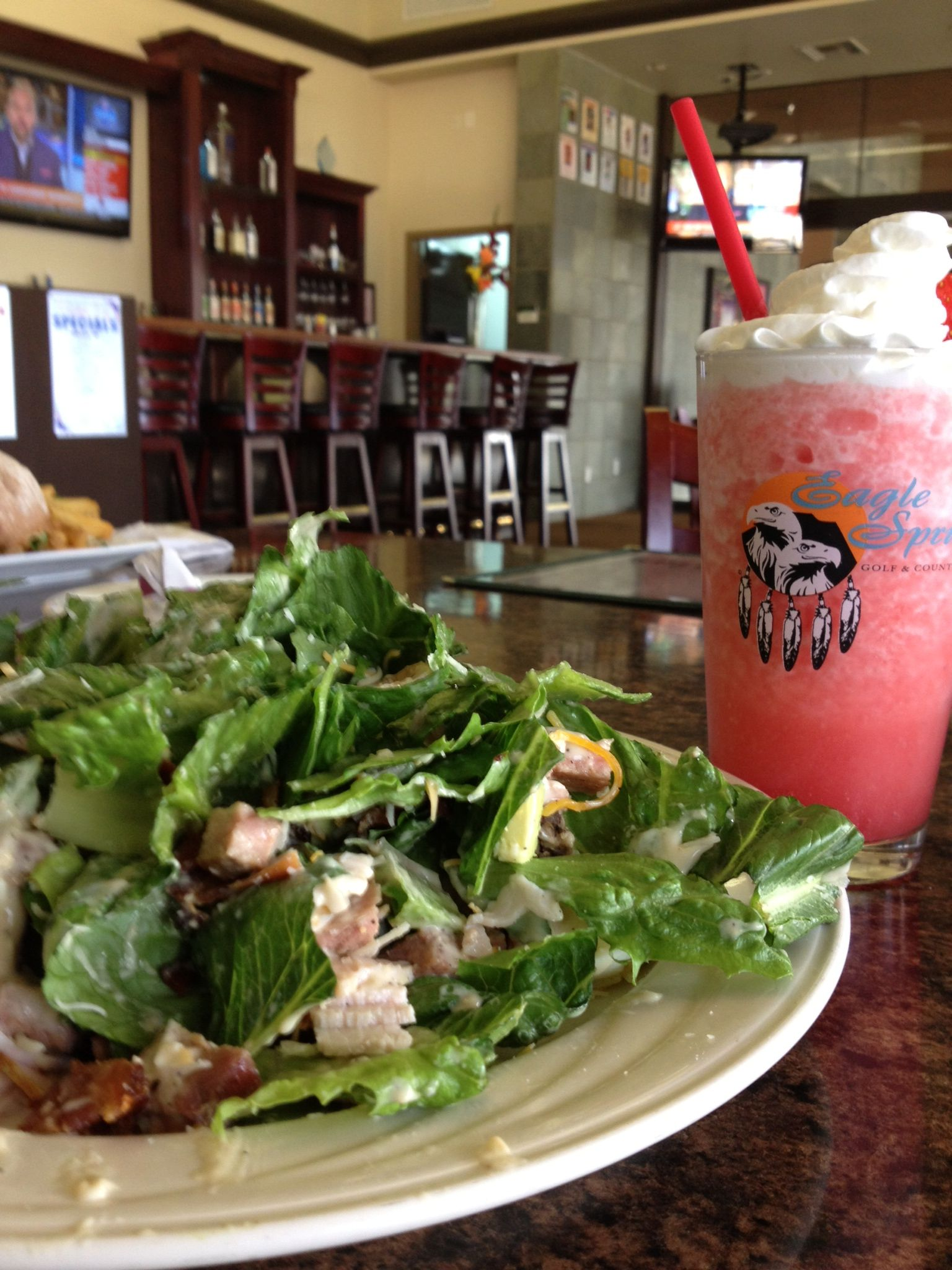 Springs\' Cobb Salad with Tri-Tip | Eagle Springs Café | Pinterest ...