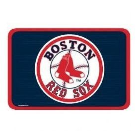 Boston Red Sox Welcome Mat | #Boston #BostonStrong #RedSox
