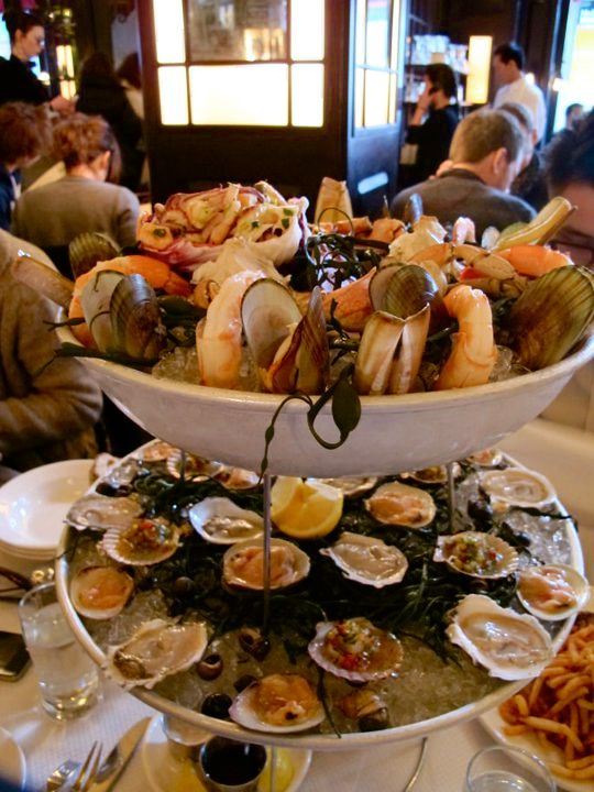 seafood platter nyc soho in 2019 seafood tower nyc rh pinterest com  best seafood buffet in new york city