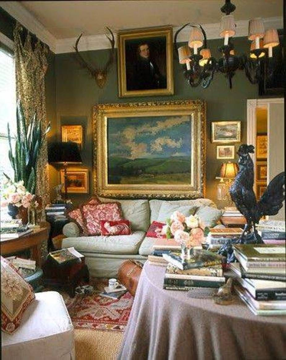 Old English Drawing Room: Home Design And Decor , Decorate Your Home Into European