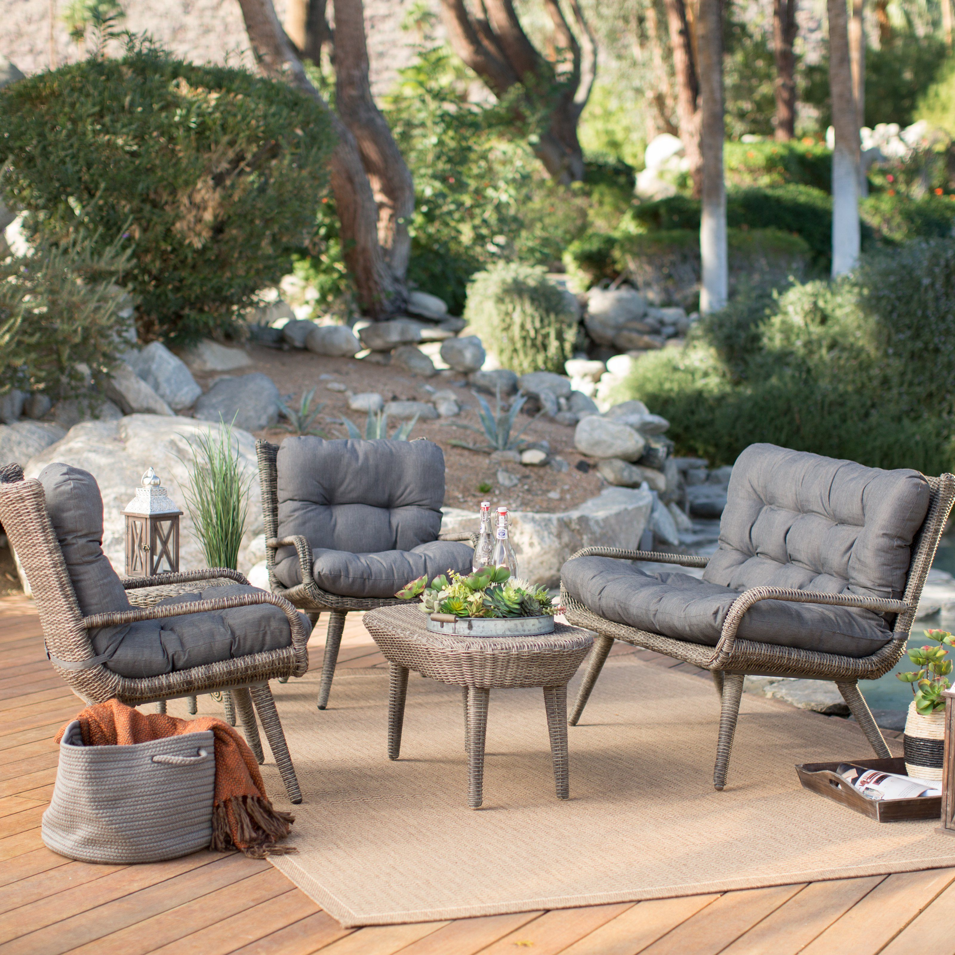 Admirable Have To Have It Belham Living Rio All Weather Wicker Lamtechconsult Wood Chair Design Ideas Lamtechconsultcom