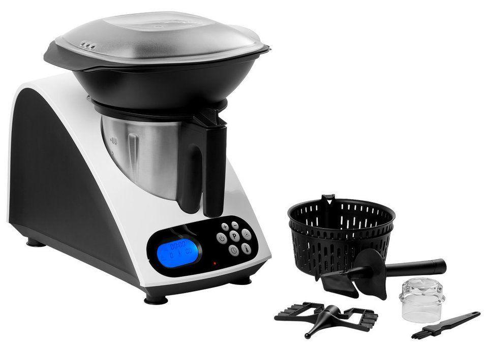 MEDION® Küchenmaschine mit Kochfunktion »(MD 16361)« für 199,99 - kochen mit küchenmaschine