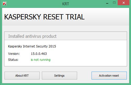 download kaspersky reset trial 2019