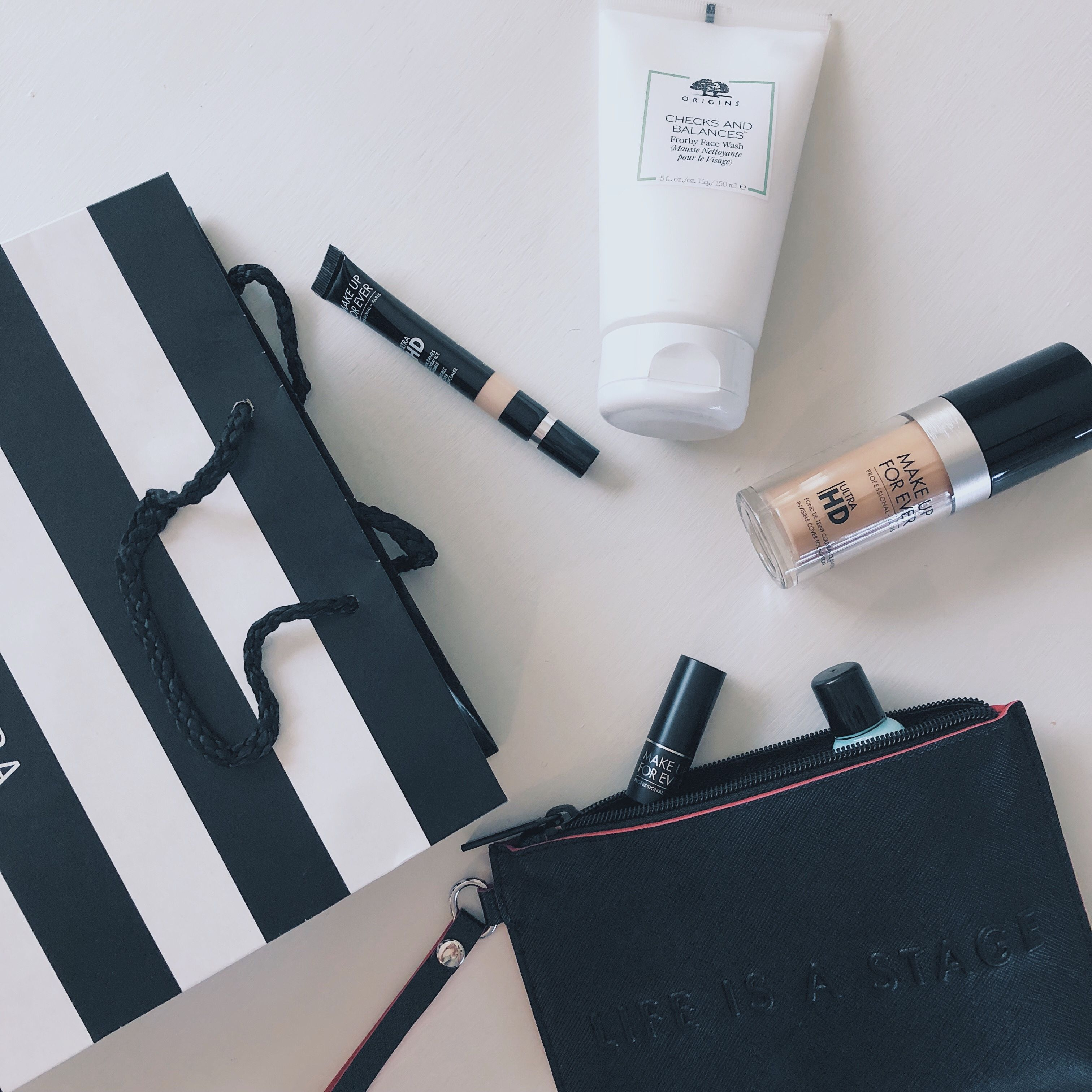 Makeup Haul. Sephora. Origins Checks and Balances Face
