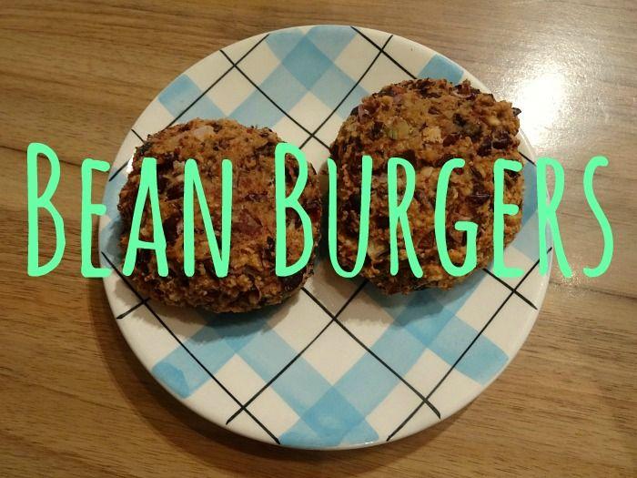 Bean Burgers http://thegirlwithfieryhair.blogspot.co.uk/2015/07/bean-me-up-scotty.html