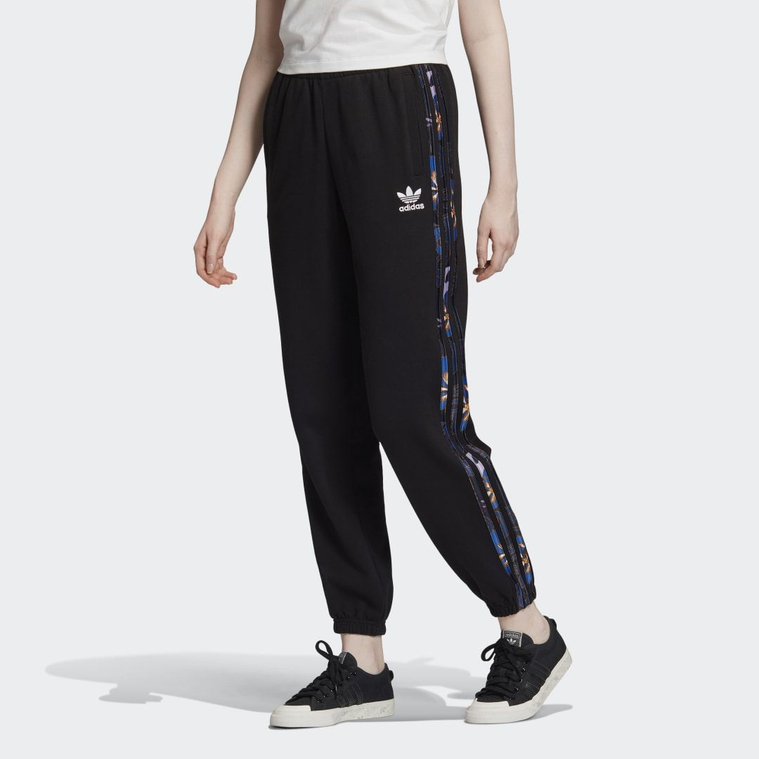 LNY Track Pants Black Womens -  adidas Fresh florals in bloom. Be the bouquet in these adidas Lunary New Year track pants. Springti - #90sRunwayFashion #Black #LNY #pants #RunwayFashion2020 #RunwayFashionaesthetic #RunwayFashionchanel #RunwayFashioncrazy #RunwayFashiondior #RunwayFashiondresses #RunwayFashionvogue #RunwayFashionwomen #TRACK #Womens