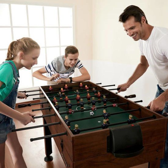 Genial Game Table Combo Multi 54 Inch Ping Pong Hockey Billiard Modern Foosball  Tennis | Game Tables, Hockey And Multi Game Table