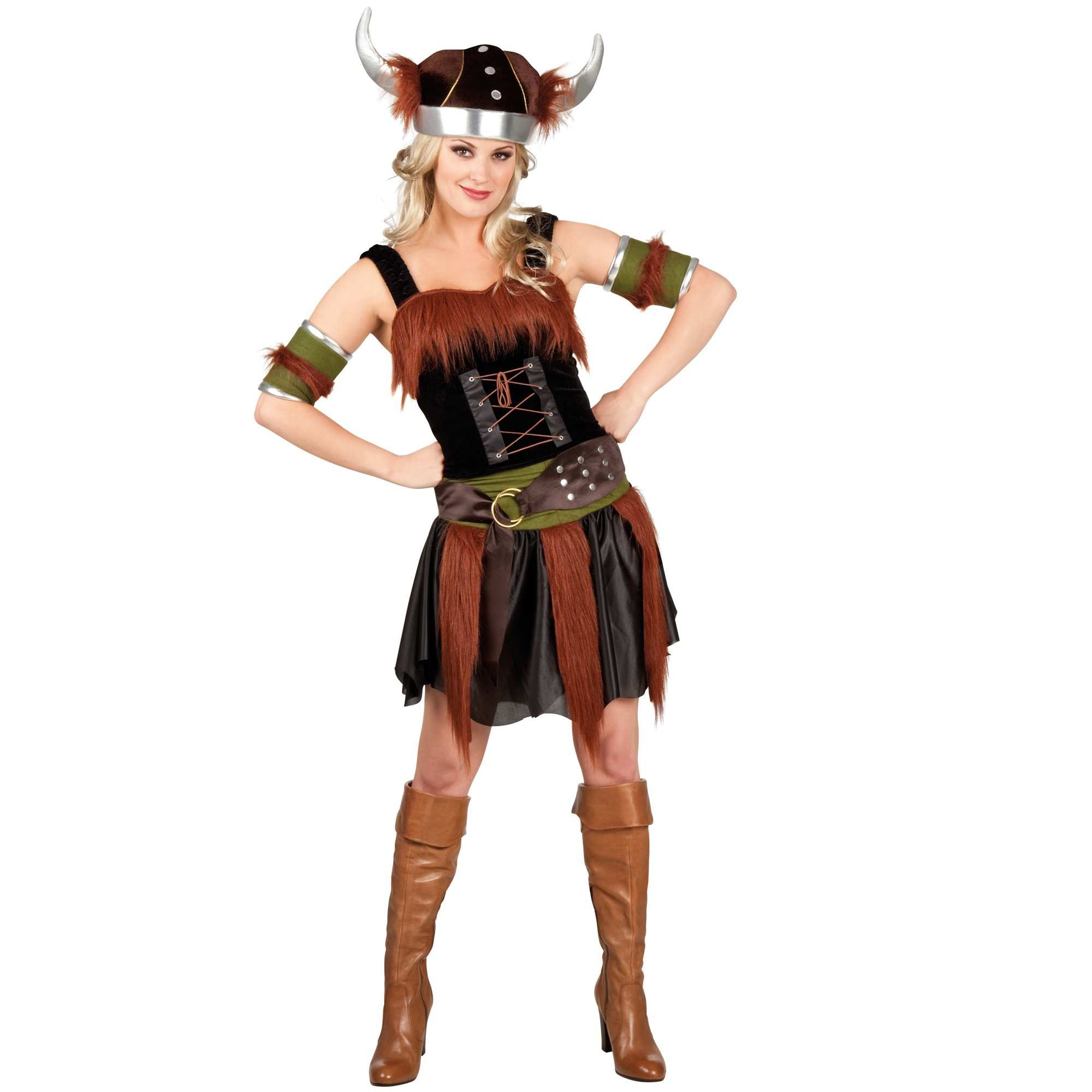 Viking costume for woman  Vegaoo Adults Costumes  sc 1 st  Pinterest & Déguisement de viking | Costumes