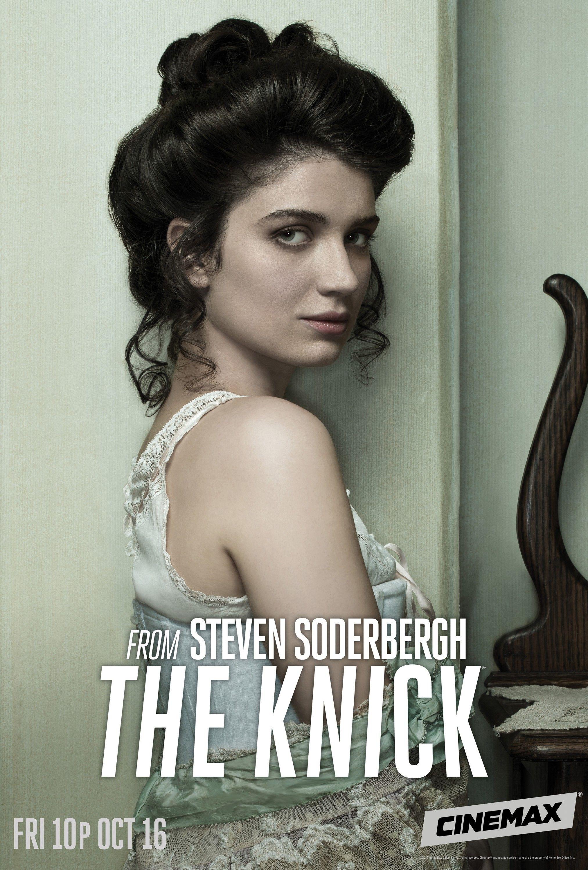 Eerste Seizoen The Knick Van Steven Soderbergh Op Blu Ray De Filmblog The Knick Hbo Tv Series American Tv Shows