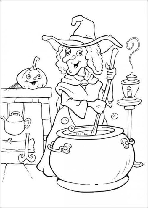 coloriage d 39 halloween imprimer gratuitement halloween bricolage enfants pinterest. Black Bedroom Furniture Sets. Home Design Ideas