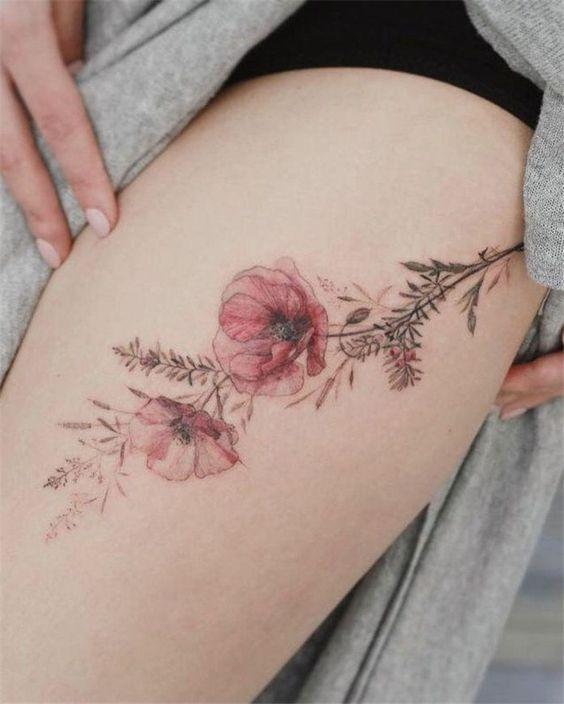 Pin On Tatuajes Femeninos