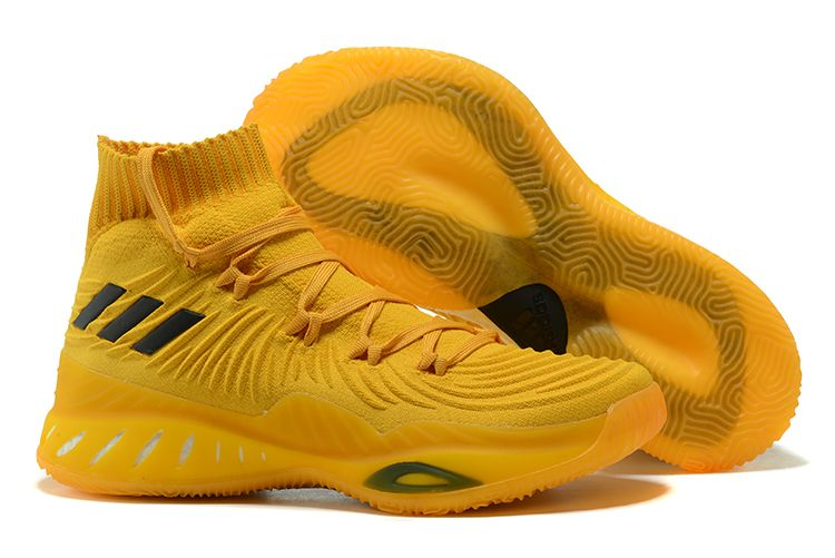 "New adidas Crazy Explosive 2017 Primeknit ""Bruce Lee"" Tour"