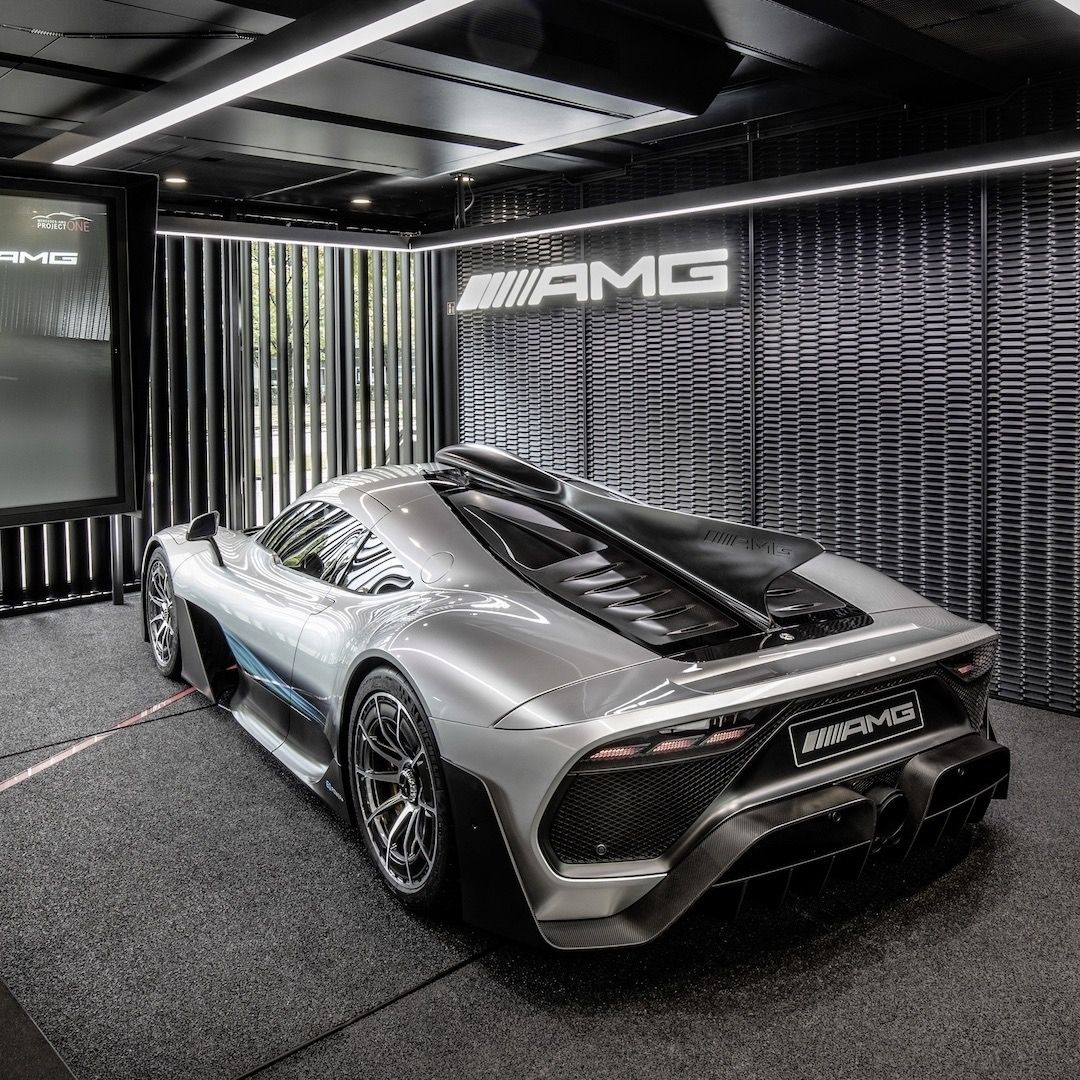 Pin By Theirishduke On Mercedes Benz With Images: Mercedes Benz - AMG Project One