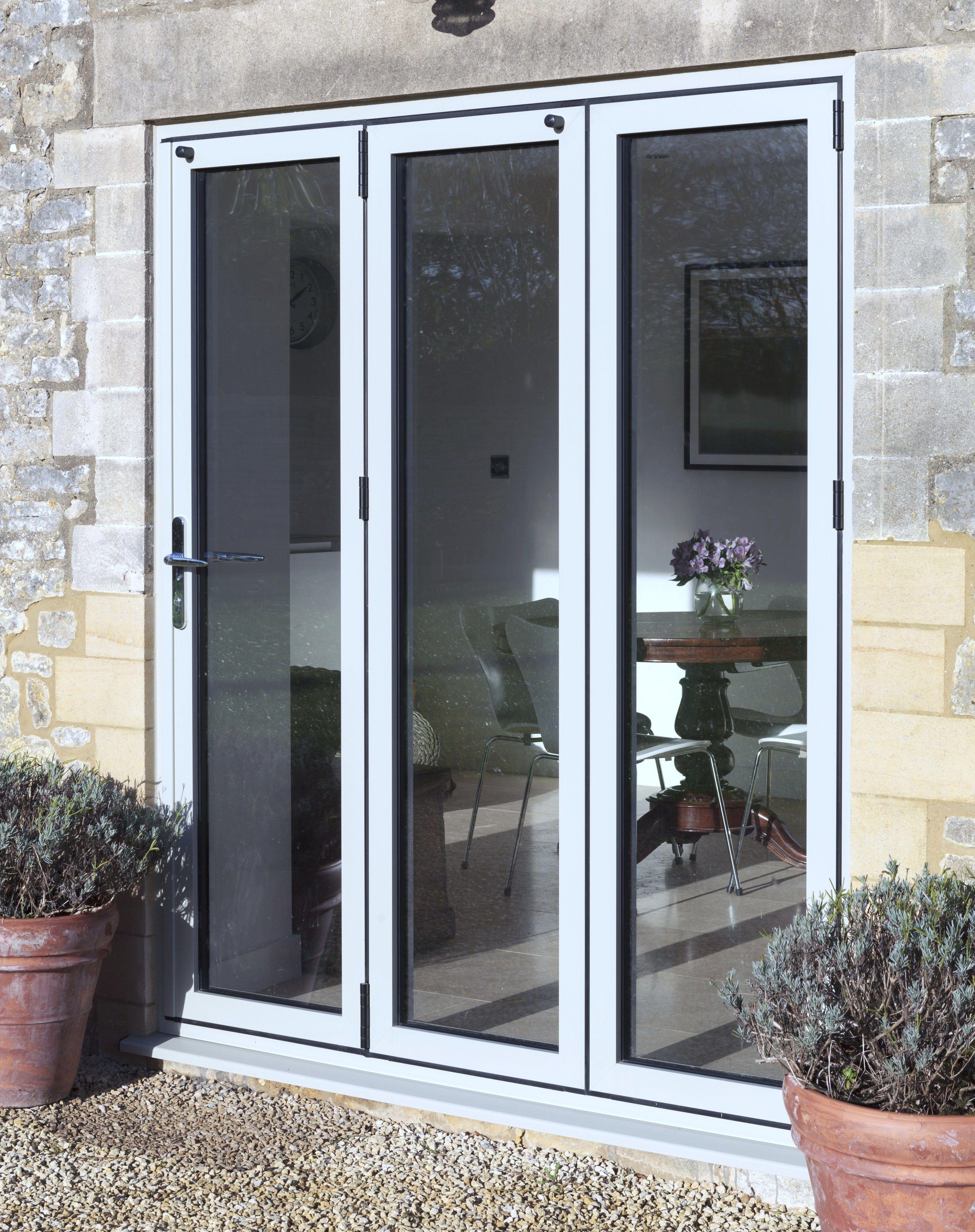 Stunning Aluminium Bi Folding Doors From Bi Folding Door Prices Design Price And Order Instantly Online Available Bifold Doors Bifold Patio Doors Silo House