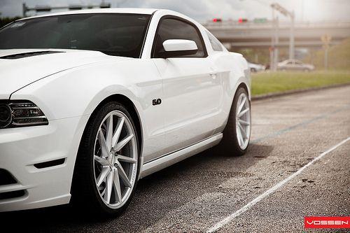 Mustang Gt 5 0 Cvt Mustang Mustang Gt Vossen