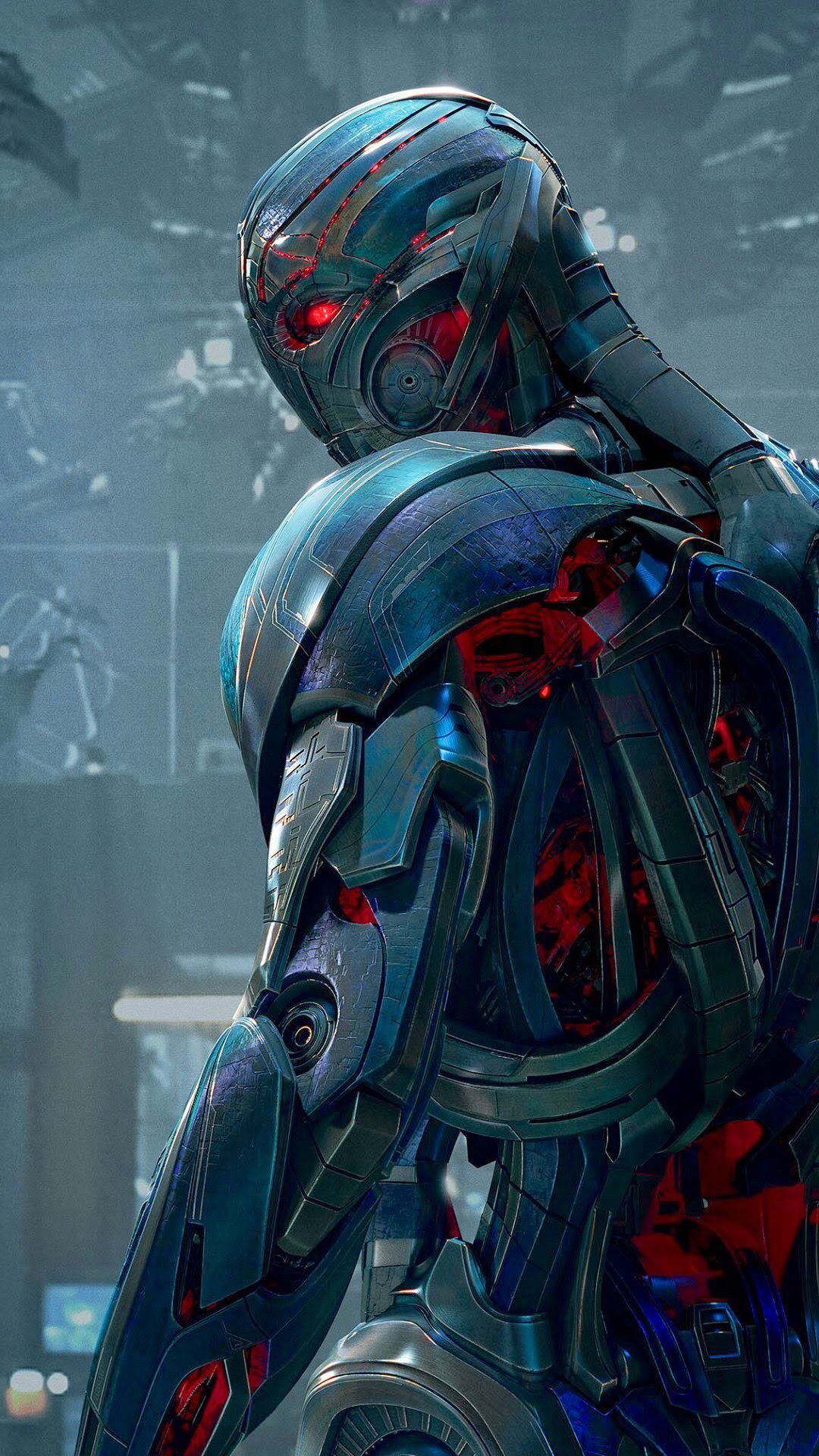 Ultron Tap to see Avengers Age of Ultron Apple iPhone