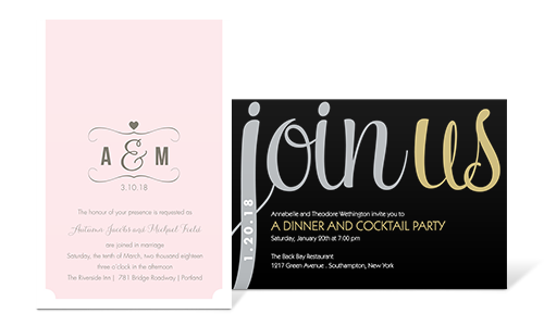 Invitation Wording Samples by Invitation Consultants | Email ...