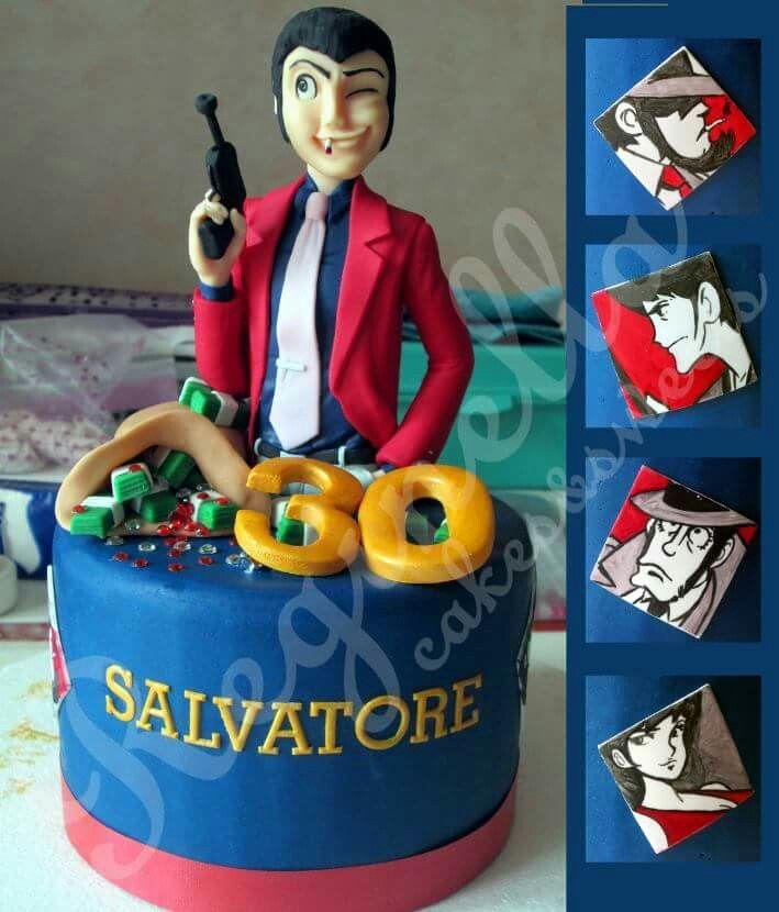 Lupin cake   Torte