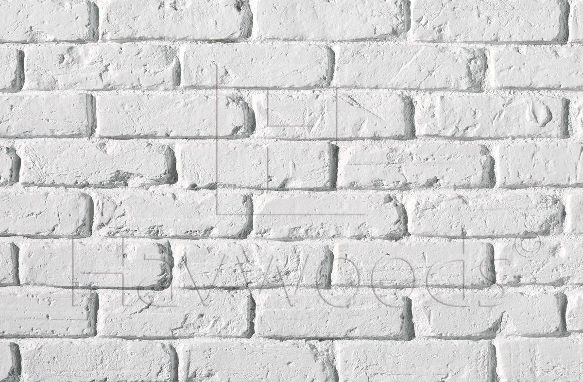 Hw Trikbrik White Brick Cladding Composite Interior