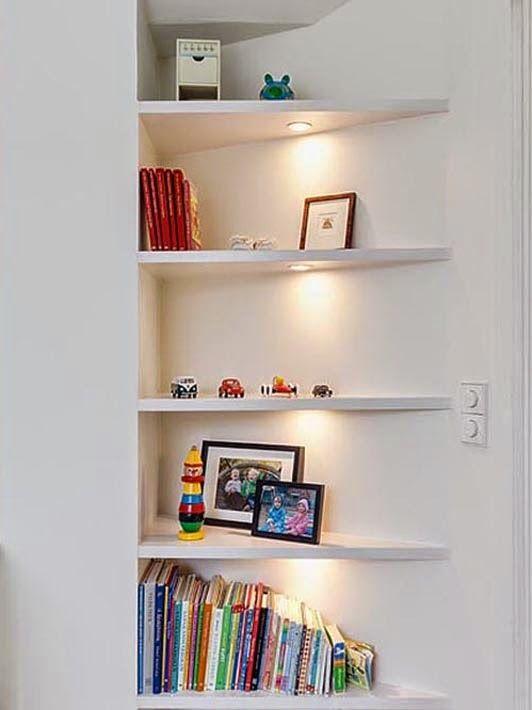 IDEAS DECO  Cómo decorar aprovechando pilares y columnas  423fd0c14f71