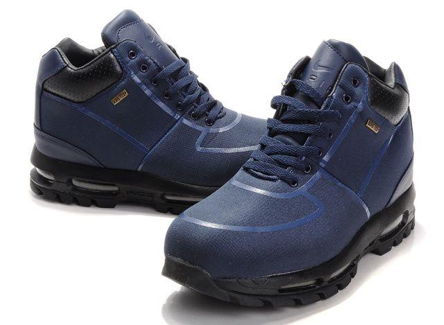 cheap for discount 466e5 f2017 Nike Air Max Goadome ACG Boot RS Dark Blue ACG-044 ...