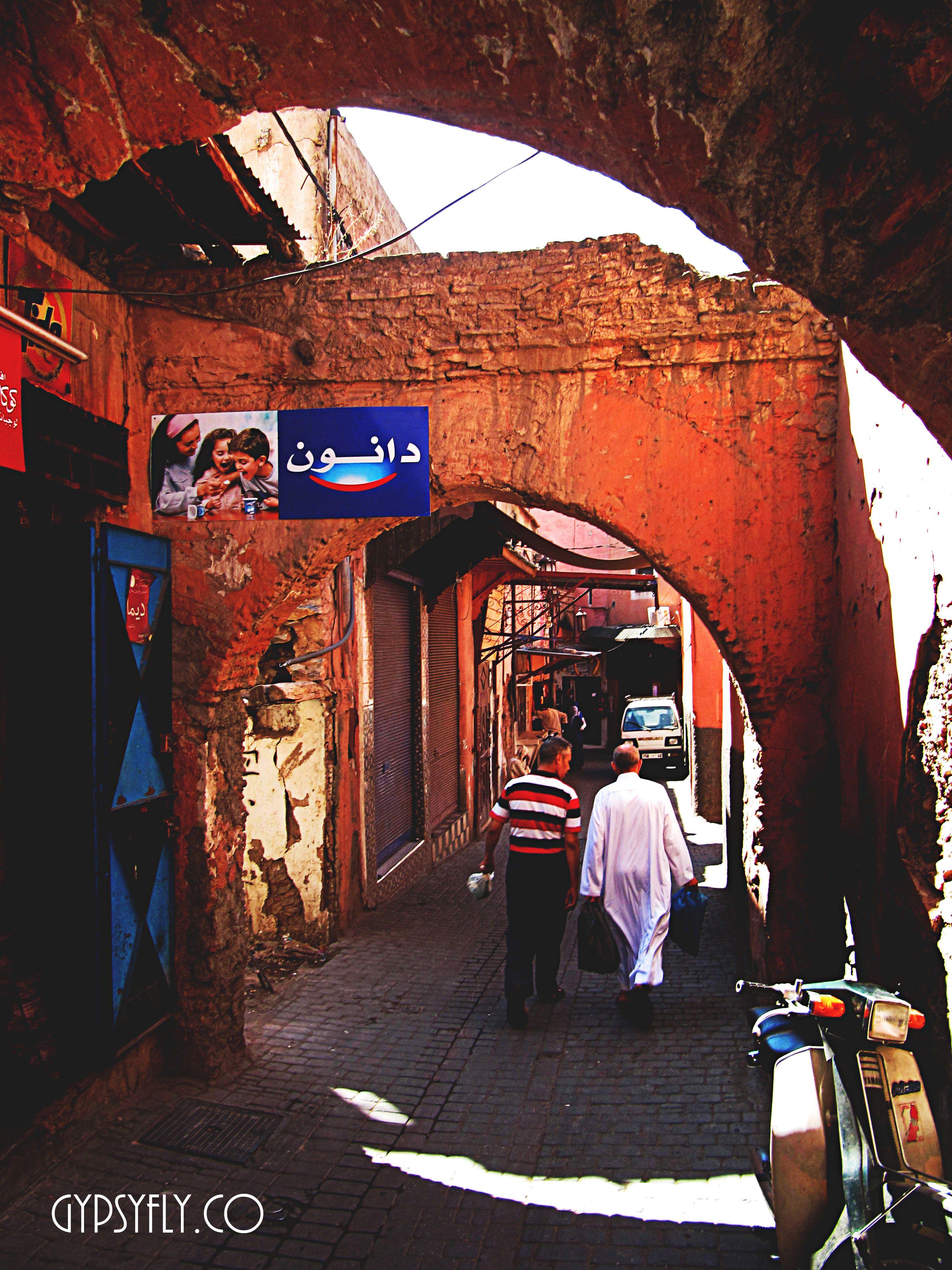 Inroads, Marrakech, Morocco