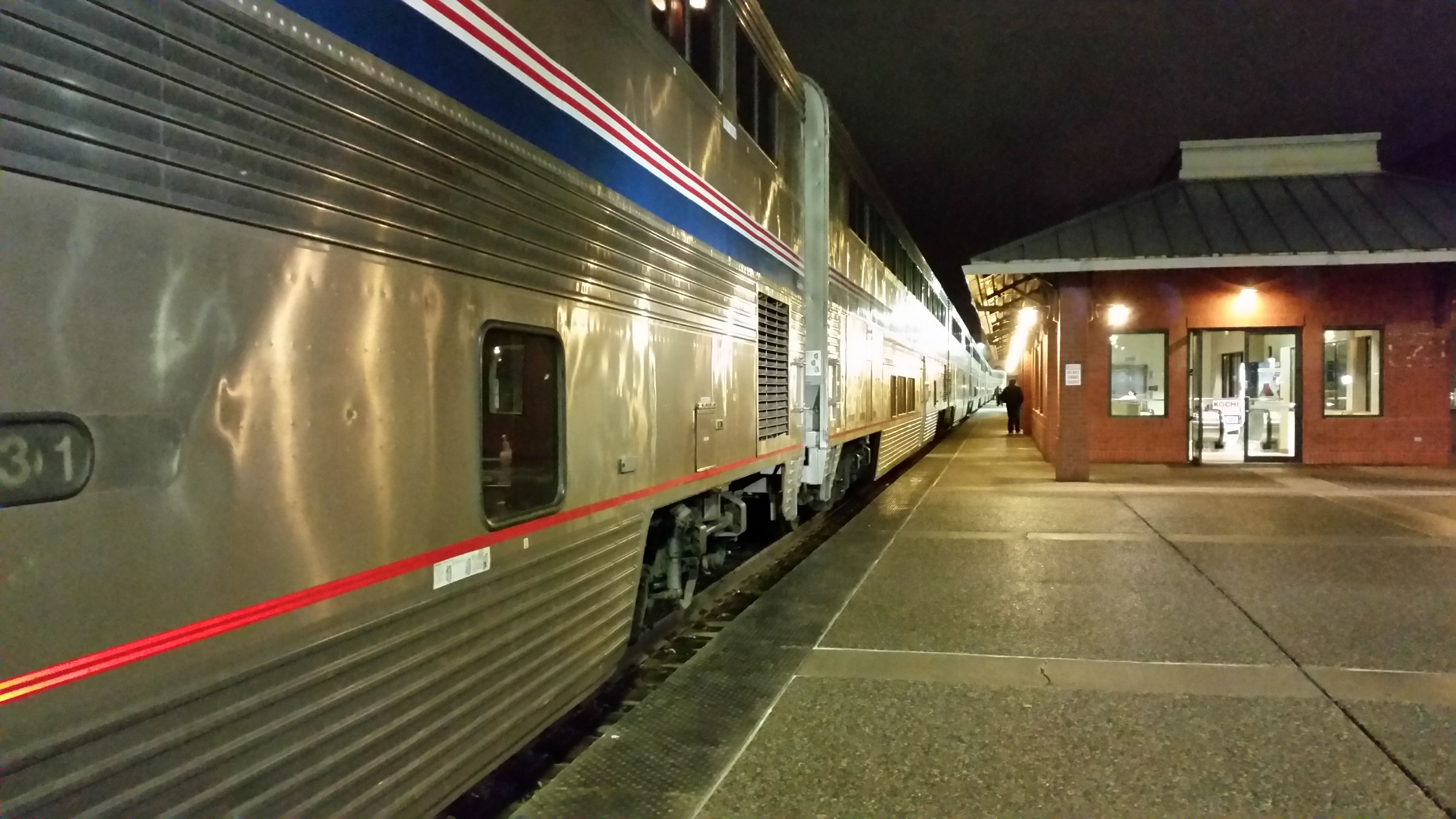 Portland And Seattle Amtrak Empire Builders Are All Coupled Up And