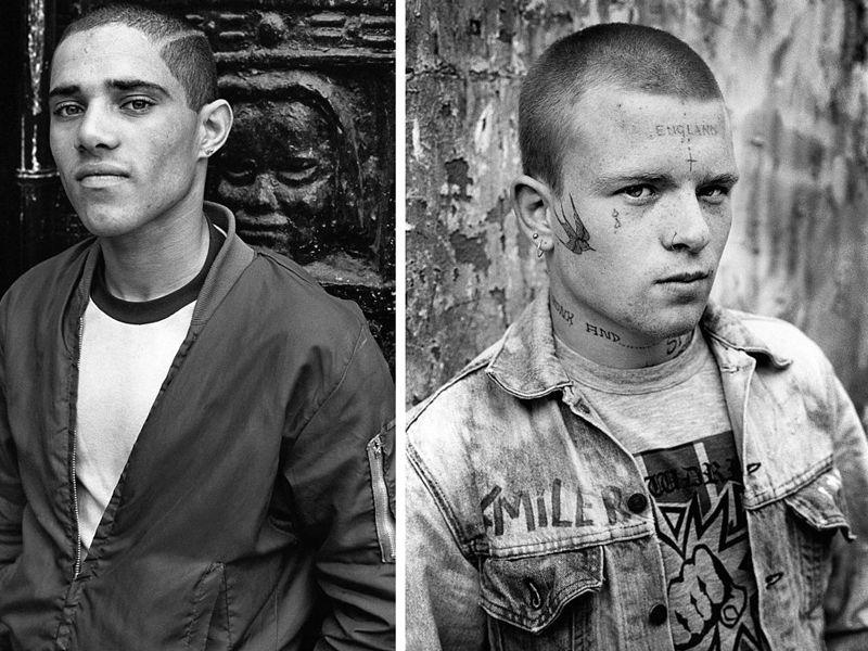 Los retratos de Derek Ridgers