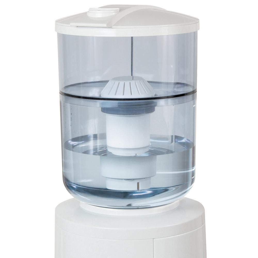 Vitapur Water Dispenser Filtration System Gwf8 The Home Depot Water Purification System Water Filtration System Water Dispenser