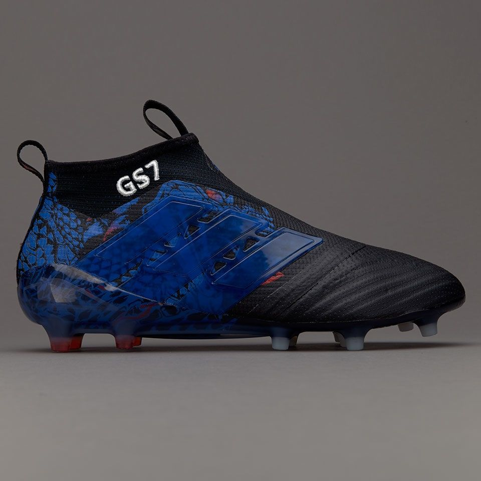 superior quality 93ce1 0116b adidas ACE 17+ Purecontrol FG Dragon - Negro Azul