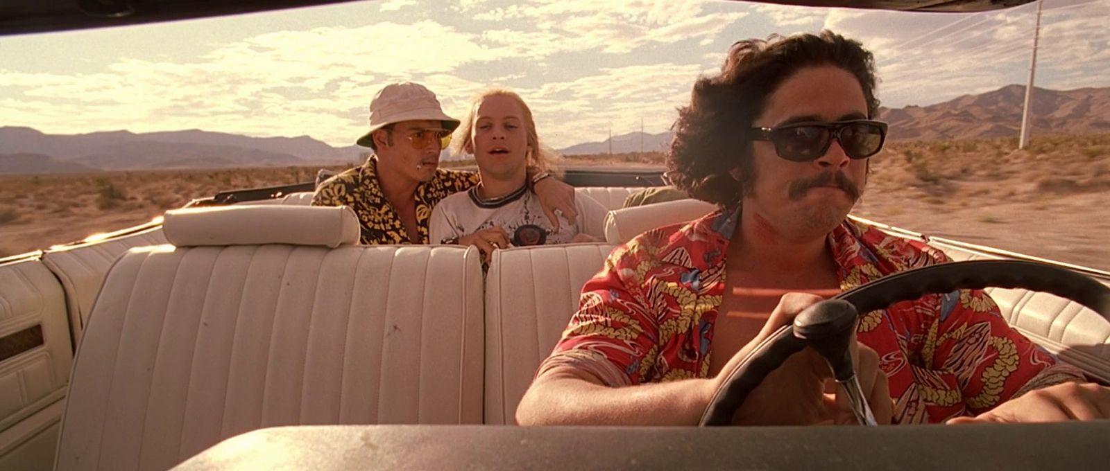 las vegas parano 1998 film de terry gilliam avec johnny depp benicio del toro cin. Black Bedroom Furniture Sets. Home Design Ideas