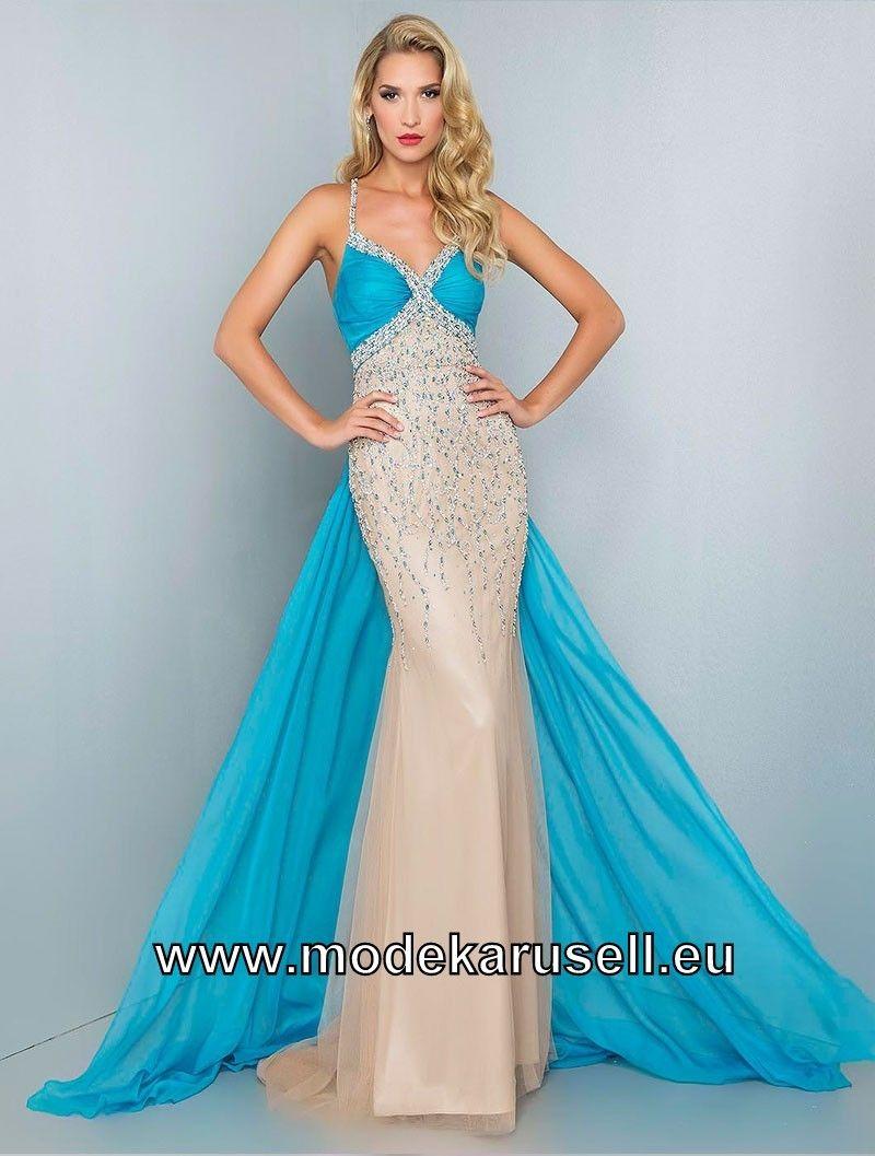 Abendkleid Mareile  Abendkleid, Glamouröse abendkleider, Elegante