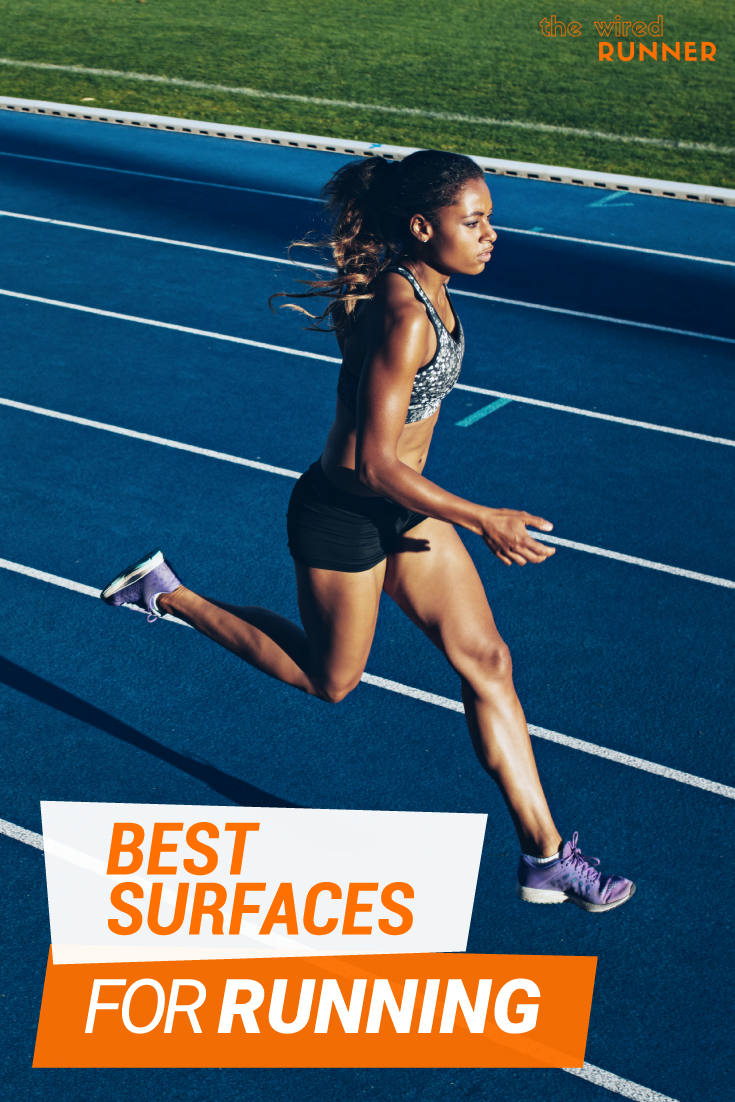 Not all running surfaces are created equal. The best surfaces for running will make your runs enjoya...
