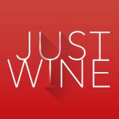Just #Wine #logo #verbicon