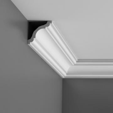 Cornice soffitto CX123 Cornici, Soffitto bianco, Soffitto