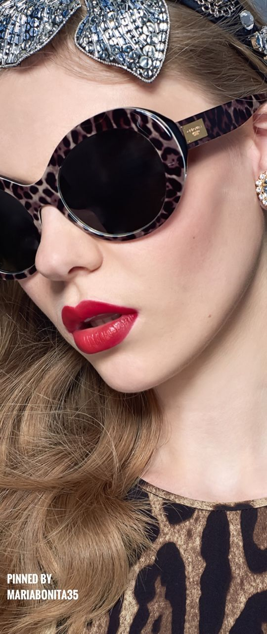 4a70780acbe1 Eye Glasses · MariaBonita — Dolce   Gabbana Spring 2017
