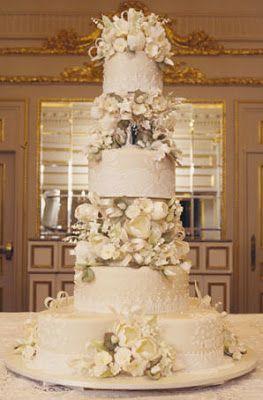 images of gorgeous wedding cakes | Royal Wedding Cake Of Royal Wedding of Prince William and Catherine ...