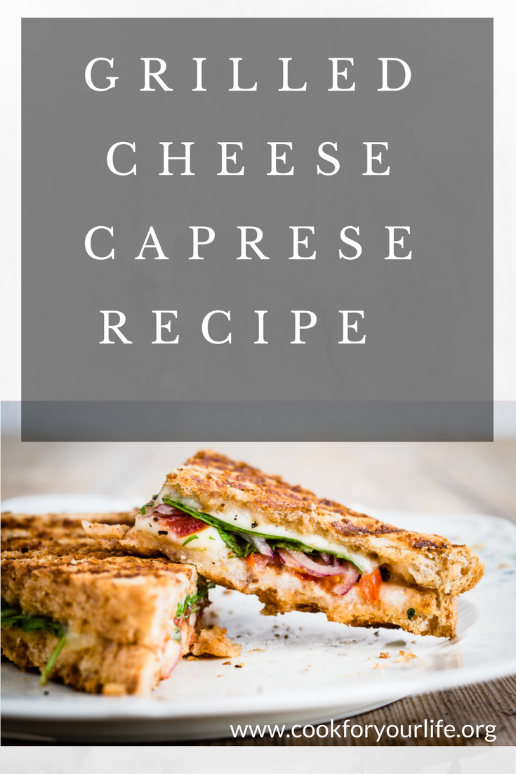Grilled cheese caprese recipe midnight snacks lunches and snacks calling all grilledcheese lovers our recipe for grilled cheese caprese is one of forumfinder Choice Image