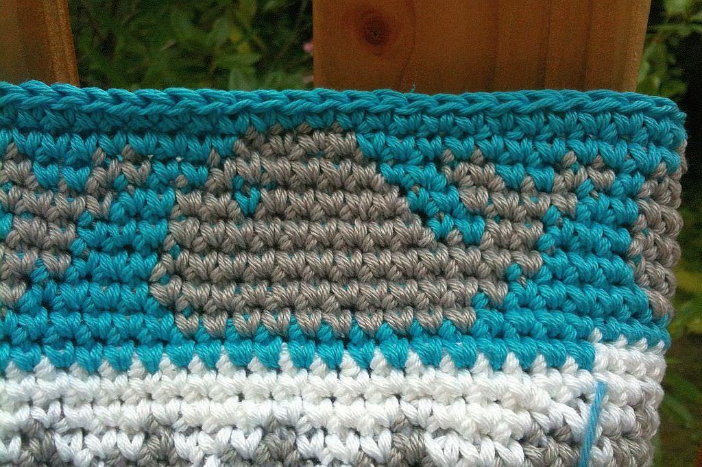 Photo of Taschen Crochetalong Teil 3