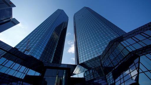 Die Razzia bei der Deutschen Bank hängt offenbar mit einer