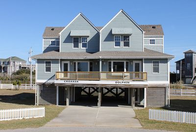 Buxton Vacation Rentals | Croaker - Oceanview Outer Banks ...