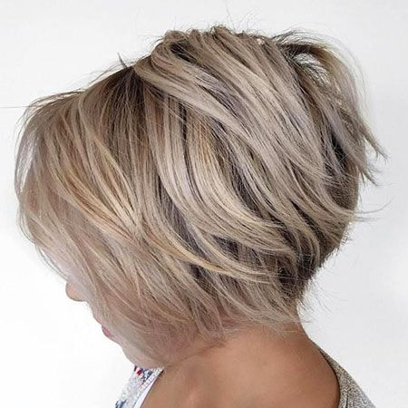 33 New Layered Bob Hairstyles 2017 Inverted