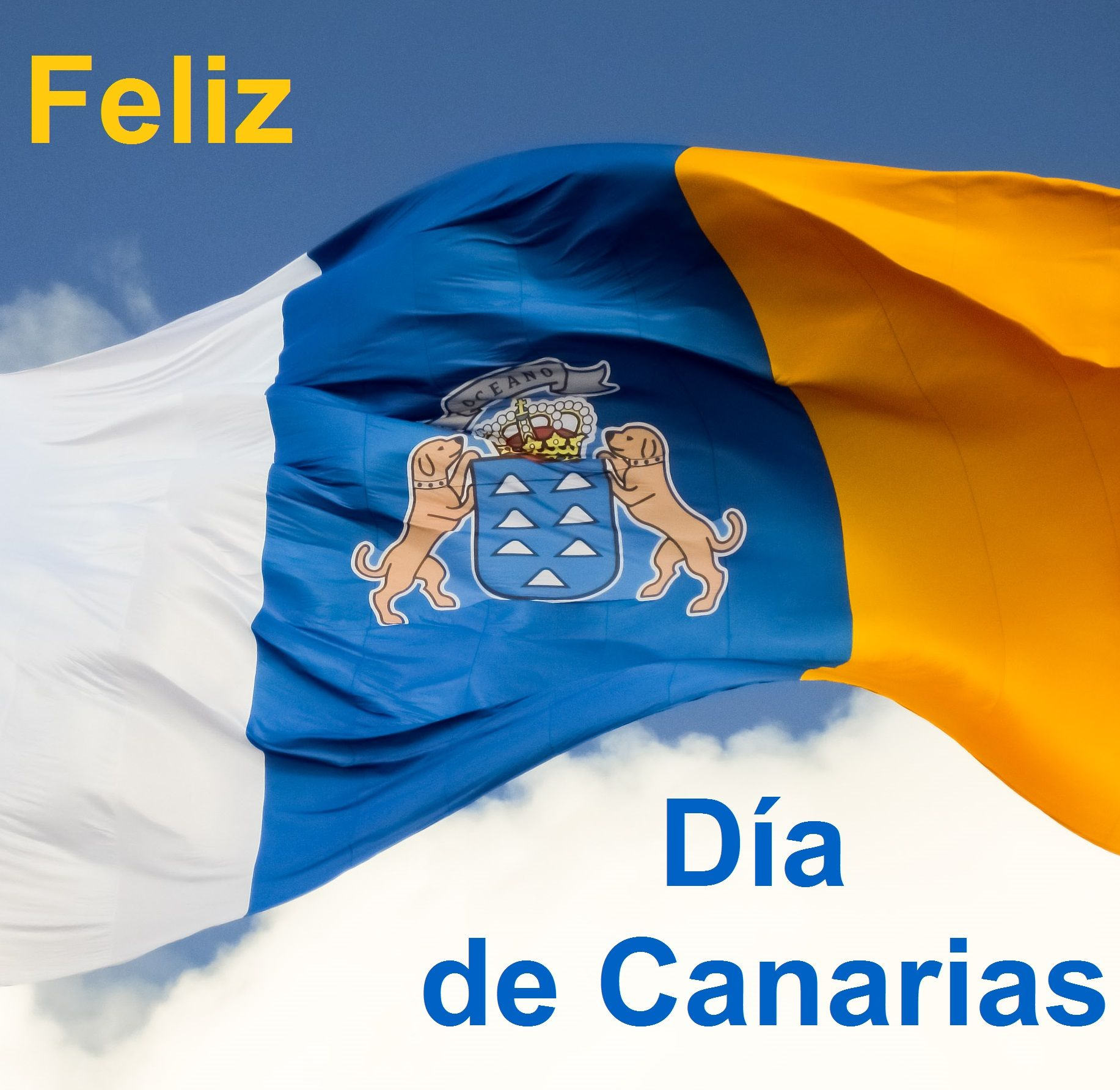 Today We Celebrate All Things Canarian Across The Canary Islands For Día De Canarias It S Not Really A Beach Day Although Tenerife Canary Islands Archipelago