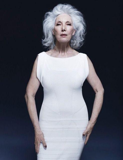 Dôchodkyne? Ani náhodou! Nádherné modelky nad 70 návrhári zbožňujú! | Relax | Preženu.sk